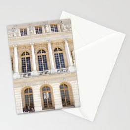 Afternoons at Versailles Stationery Cards