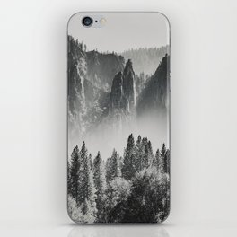 Yosemite Valley X iPhone Skin