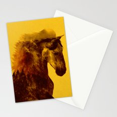 Proud Stallion Stationery Cards