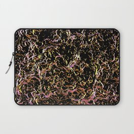 black wave Laptop Sleeve