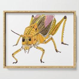 Grasshopper Cubed Serving Tray