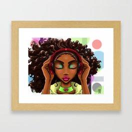 Listen to this Framed Art Print