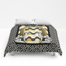 Art Deco Comforters
