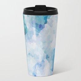 Foliage Crystals Travel Mug
