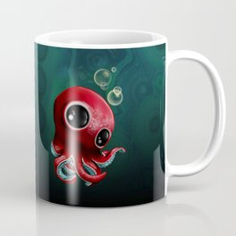 Mr Octopus Coffee Mug