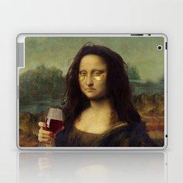 Drunk Lisa Laptop & iPad Skin