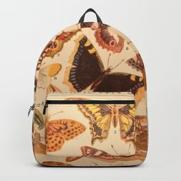 Vintage insects 1 Backpack