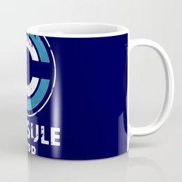 Capsule Corp Vintage dark Coffee Mug