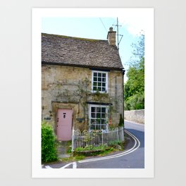 The Cotswolds Art Print