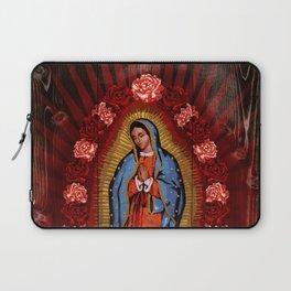 Virgin de Guadalupe Laptop Sleeve