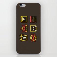 Take Care Ring-bearer iPhone & iPod Skin