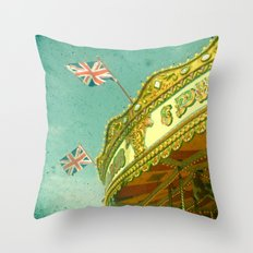 A Love Affair Rekindled Throw Pillow