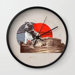 The NSA's New Tactic  Wall Clock