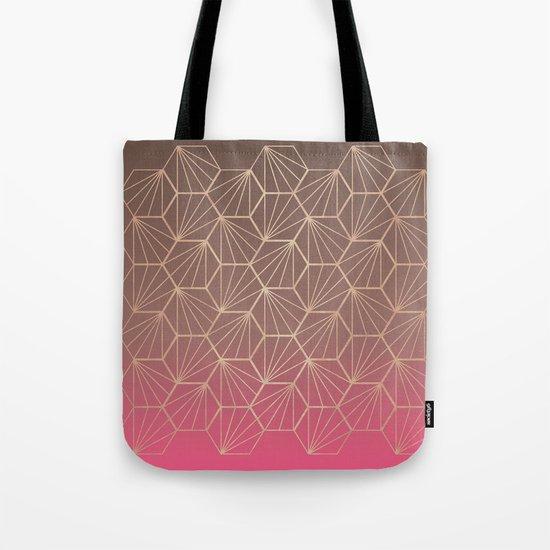 Natural Geometry II Tote Bag