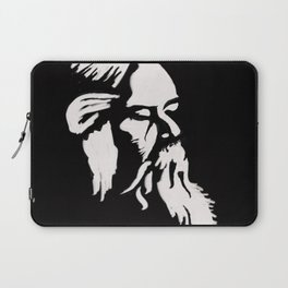 Rabindranath Tagore Laptop Sleeve