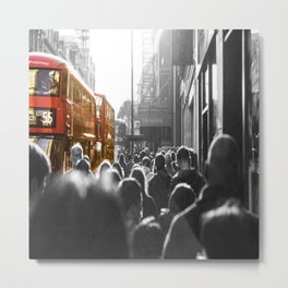 London day Metal Print