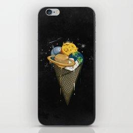 Galactic Ice Cream iPhone Skin