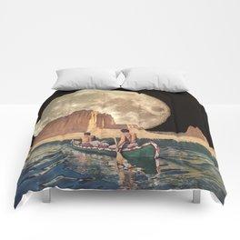 MOON RIVER Comforters