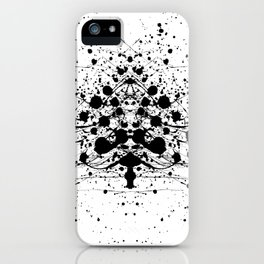 Special Christmastree iPhone Case