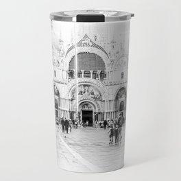 Piazza San Marco, Venice (Italy) Travel Mug