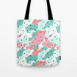 Pastel Camo Tote Bag