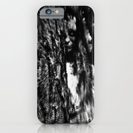the spirit of the forest iPhone Case
