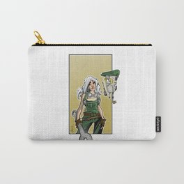 mecha girl Carry-All Pouch
