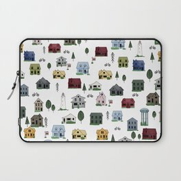 Collingwood Houses Laptop Sleeve