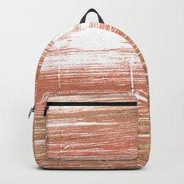 Tumbleweed abstract watercolor Backpack
