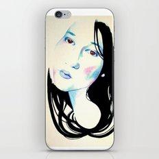 Kelsey iPhone & iPod Skin