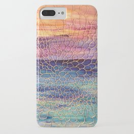 Looking through Lace iPhone Case