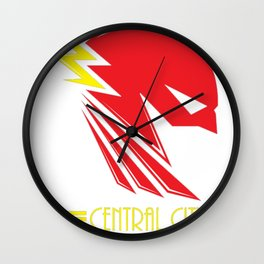 Central City Courier Service Wall Clock