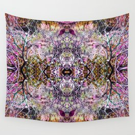 Visitor 2 Wall Tapestry