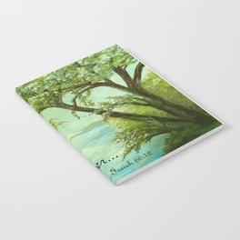 Peace Like a River Notebook