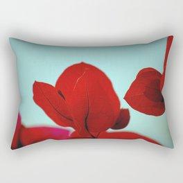Flower flash Rectangular Pillow