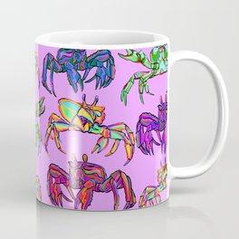 Crab Party Coffee Mug