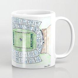 UK, Kentucky Wildcats, Football, Stadium, Lexington Coffee Mug