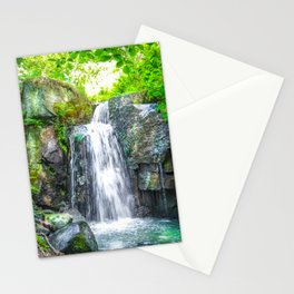 Lumsdale Falls. Stationery Cards