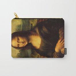 Monalisa, Leonardo Da Vinci, Mona Lisa, original Carry-All Pouch