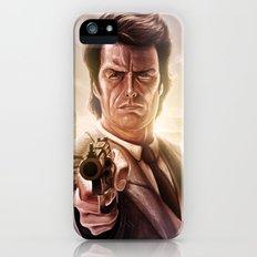 Clint Eastwood iPhone (5, 5s) Slim Case
