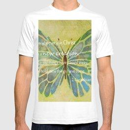 2 Corinthians 5:17 T-shirt