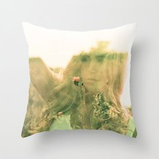 but darling, you mustn't go on without me... Throw Pillow