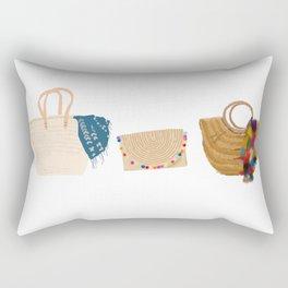 My Kinda Bag Rectangular Pillow