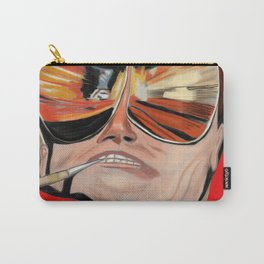 Ode to Bat Country Carry-All Pouch
