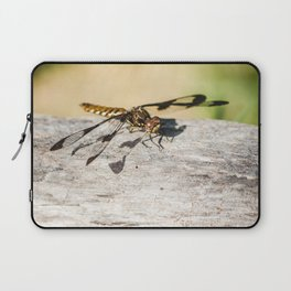 Hello Dragonfly Laptop Sleeve