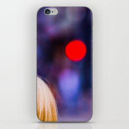 Blondes Are Not Allowed iPhone Skin