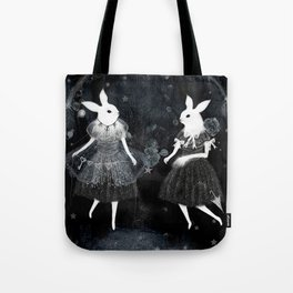 weird sisters Tote Bag