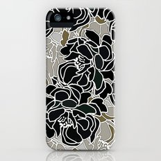 Patina Blossoms Slim Case iPhone (5, 5s)