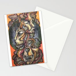 Elegiac Stationery Cards
