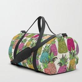 West Coast pineapples Duffle Bag